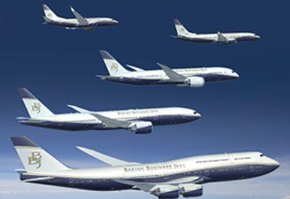 Boeing-Flotte Zivilluftfahrt - Foto © boeing.com