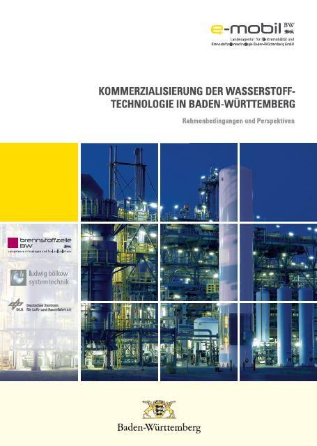 DLR Wasserstoff-Kommerzialisierung - Titel