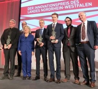 Die Preisträger 2016- Foto © Gerhard Hofmann, Agentur Zukunft
