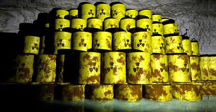 Verrostete Atommüllfässer - Foto © Fotolia.com - mc