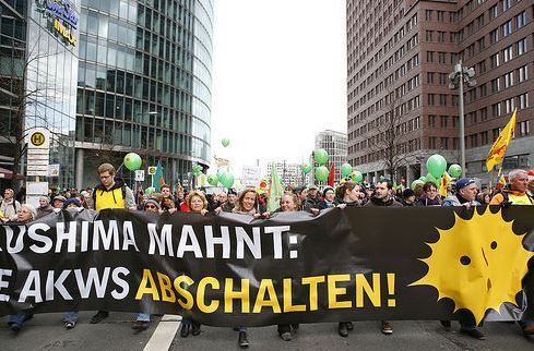 Anti-Atom-Demo in Berlin - Foto © Christian Schlicht, Campact