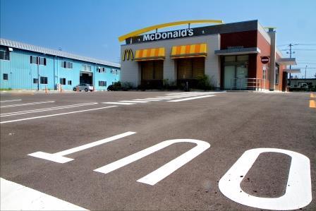 Geschlossene McDonalds-Filiale - Foto © Alexander Neureuter