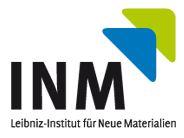 INM – Leibniz-Institut für Neue Materialien - logo - leibniz-inm.de