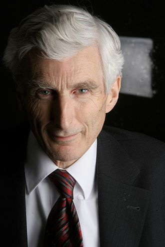 Lord Rees of Ludlow, President of the Royal Society - Foto © Wikipedia