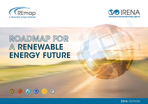 Roadmap for a renevable energy future - 2016  © IRENA