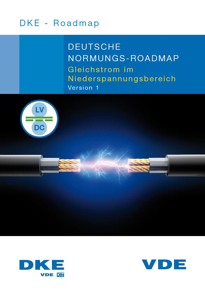 VDE-Roadmap Niederspannung © VDE_DKE