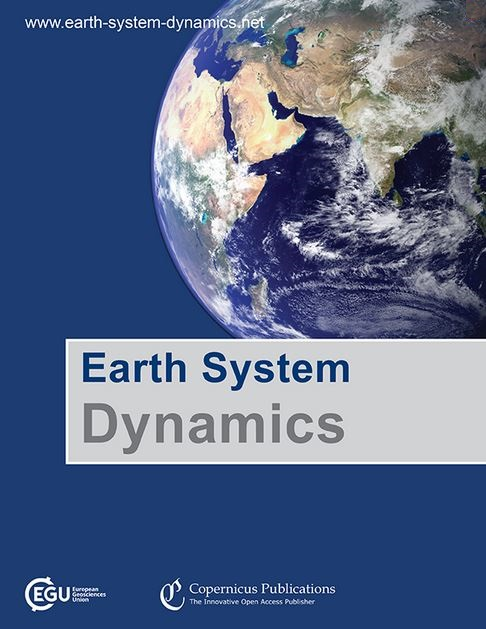 earth-system-dynamics Titel