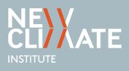 new climate institute logo