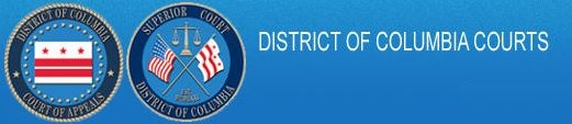 DC Courts logo