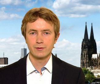 Demian von Osten, WDR, Screenshot © tagesschau.de