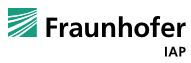 Fraunhofer IAP logo