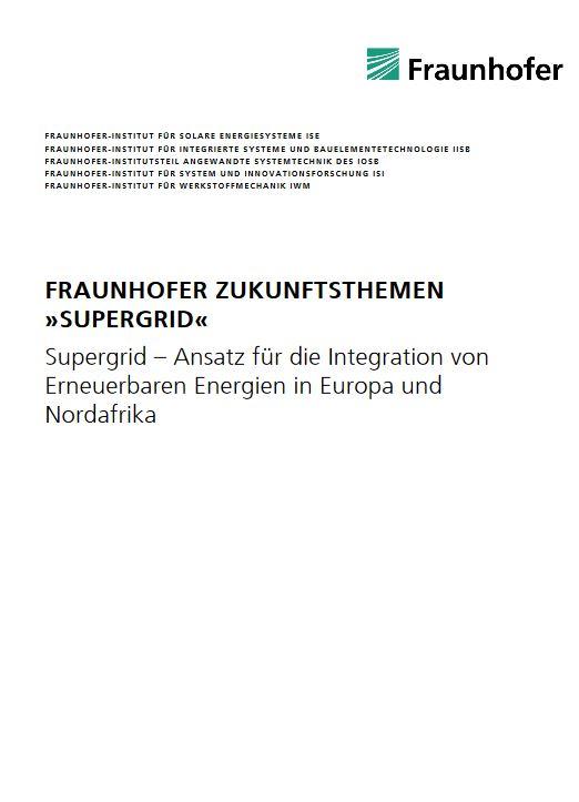 Fraunhofer Supergrid Titel