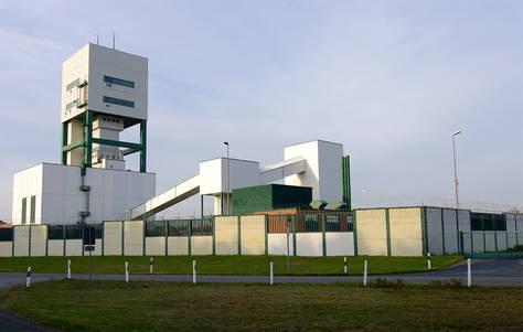 Gorleben_Erkundungsbergwerk - Foto © Fice, Wikimedia Commons, public domain