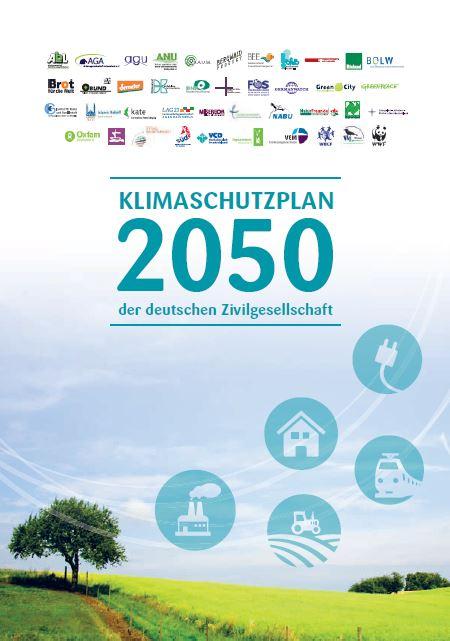 Klimaschutzplan 2050 - Titel
