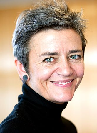 Margrethe Vestager EU-Wettbewerbskommissarin - Foto © Wikipedia Commons