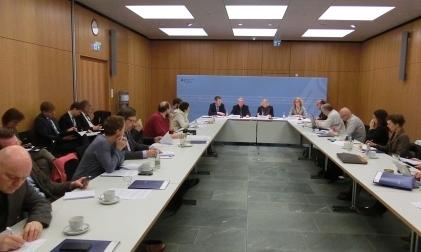 Kopernikus-Presskonferenz im BMBF - Verkündung der Kopernikus-Projekte - Foto © Gerhard Hofmann, Agentur Zukunft