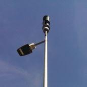 Regenerative Straßenbeleuchtung 2 - Foto © noordforce.com