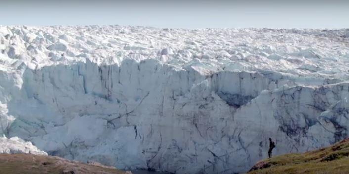 Schmelzender Gletscher - Foto © Nasa_NOAA