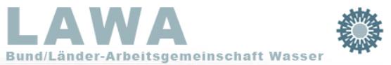 Bund-Länder-Arbeitsgemeinschaft Wasser - Logo