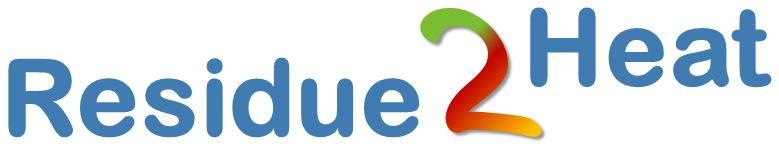 Residue2heat logo