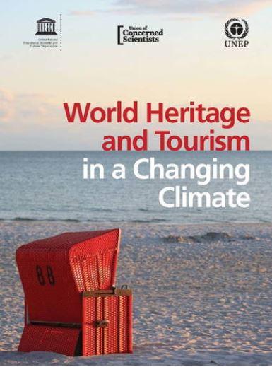 UNESCO-Bericht 'Weltkulturerbe und Tourismus' - Titel