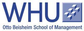 WHU Otto-Beisheim School of Management logo