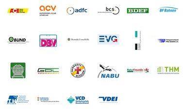 Allianz pro Schiene - Mitglieder