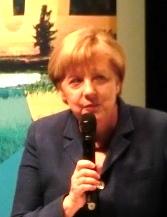 Angela Merkel bei 30 Jahre BMUB - Foto © Gerhard Hofmann, Agentur Zukunft für Solarify