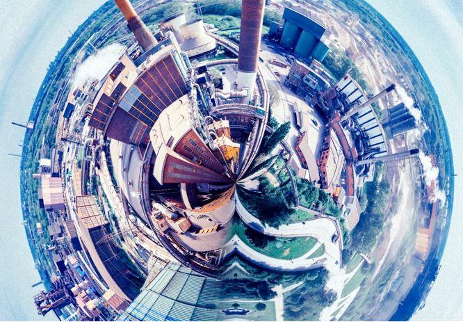 Carbon2Chem Symbol - Grafik © thyssenkrupp.com