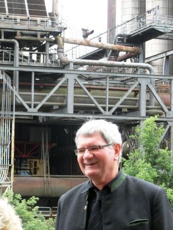 Freut sich über Carbon2Chem-Start - Robert Schlögl - Foto © Gerhard Hofmann, Agentur Zukunft für Solarify