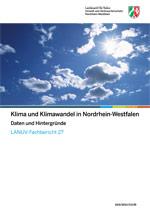 Klima und Klimawandel in NRW - Titel © LANUV