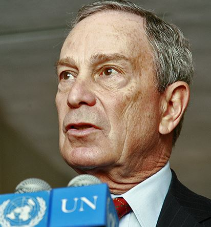 Michael Bloomberg - Foto © UN Photos