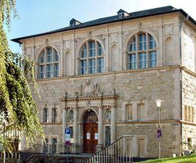 Uni-Bibliothek Kassel, Standort Brüder-Grimm-Platz - Foto © uni-kassel.de