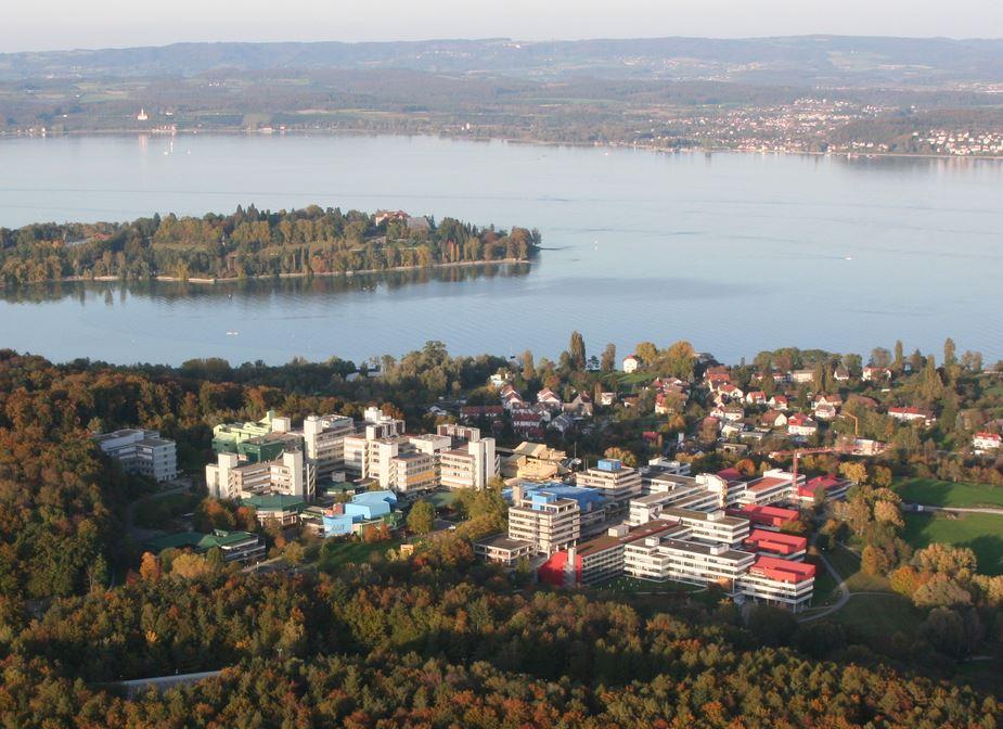 Uni Konstanz - Foto © Universität Konstanz, Ralf Metzger