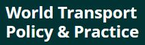World Transport Policy and Practice - logo