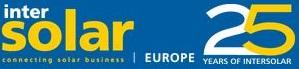 intersolar logo 25 years