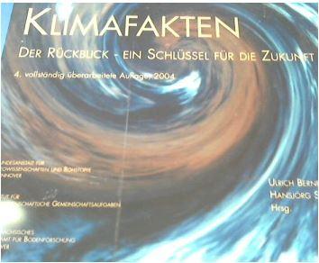 Das Buch 'Klimafakten' - Cover