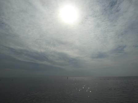Ostsee mit Sonne - Foto © Gerhard Hofmann, Agentur Zukunft für Solarify