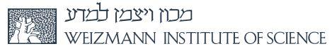 Weizmann-Institut logo