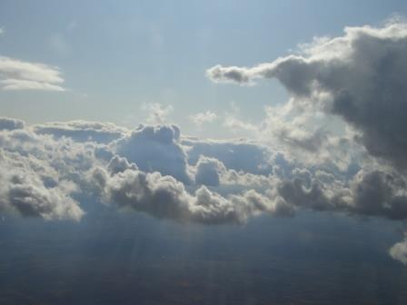 Wolken - Foto © Gerhard Hofmann, Agentur Zukunft für Solarify