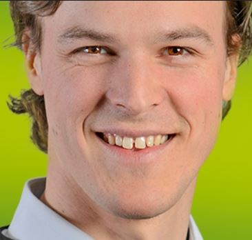 Bastien Girod, Präsident der Initiative Grüne Wirtschaft - Foto © Grüne Schweiz