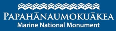 Papahanaumokuakea Marine National Monument - logo