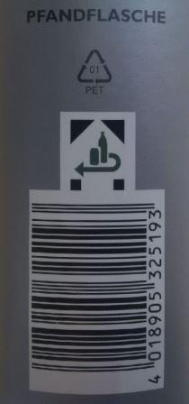 Pfandflasche - Foto © Gerhard Hofmann, Agentur Zukunft für Solarify 0160823