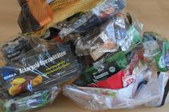 Plastik-Verpackungen - Foto © DUH