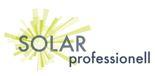 Solar professionell logo
