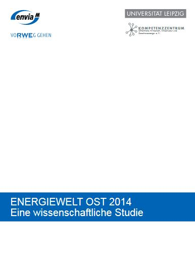 Studie 'Energiewelt Ost - Titel