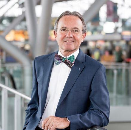 Prof. Georg Fundel - Geschäftsführer der Flughafen Stuttgart GmbH - Foto © Flughafen Stuttgart GmbH