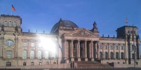 Reichstag - Foto © Gerhard Hofmann, Agentur Zukunft für Solarify