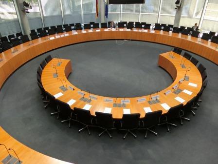 Bundestagsausschuss - Foto © Agentur Zukunft für Solarify