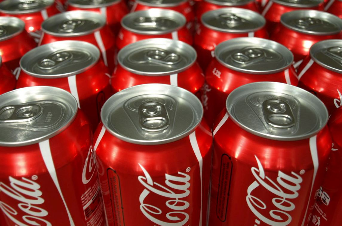 Coca Cola-Dosen - Foto © Fischer, DUH